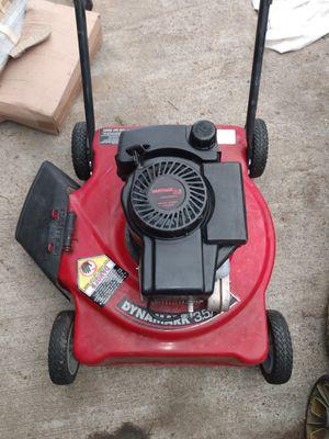 "21"" gas lawn mower Dynamark for Sale in Arlington, WA"