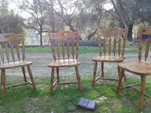 Kitchen Table and Chairs for Sale in Mokelumne Hill, CA
