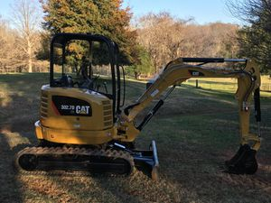 Mini Excavator 302.7D for Sale in Trinity, NC