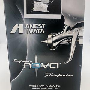 Anest Iwata LS-400 Entech ETS Supernova PRO KIT Professional Spray Gun 1.3 mm for Sale in Hinsdale, IL