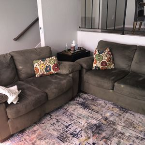 Couch & Loveseat for Sale in San Diego, CA