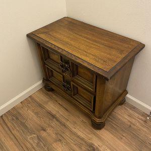 Solid oak Nightstand for Sale in Portland, OR