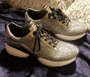 Michael Kors Sparkly Crystal Sneakers for Sale in Seattle, WA