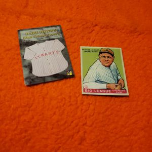 Babe Ruth Baseball Cards, Copy for Sale in West Covina, CA