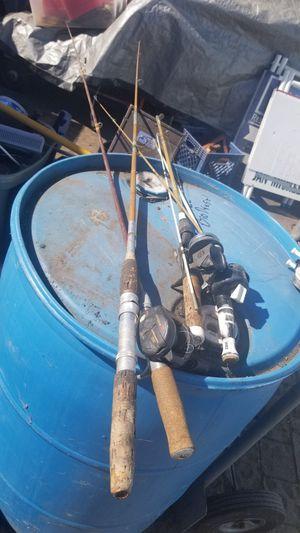 Fishing poles for Sale in Half Moon Bay, CA