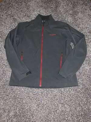 Patagonia men's L grey polartec jacket for Sale in Portland, OR