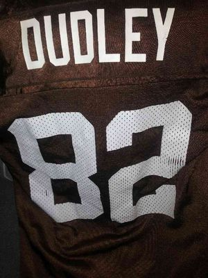 NFL Jersy Dudley for Sale in Troy, KS