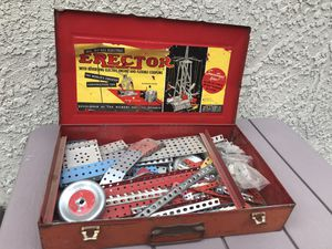 Vintage Erector Set for Sale in Tucson, AZ