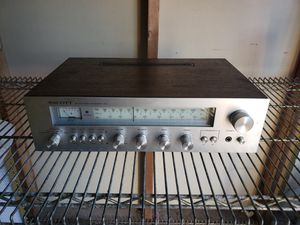 Scott R-307 Stereo Receiver 1977-78 Silver Face for Sale in Joliet, IL