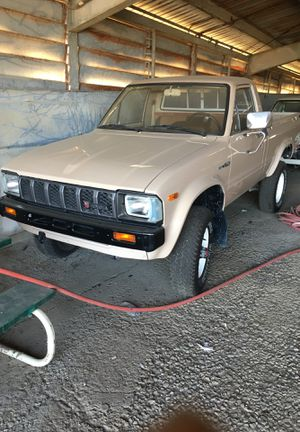 1982 Toyota P/up for Sale in Chino, CA
