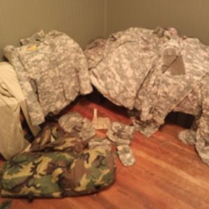 U.S Army Digital Camo Gear for Sale in Portland, OR