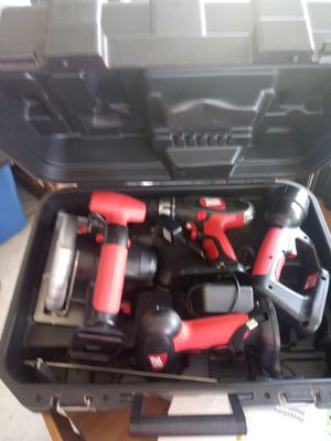 Battery operated Power Tools for Sale in NEW PRT RCHY, FL