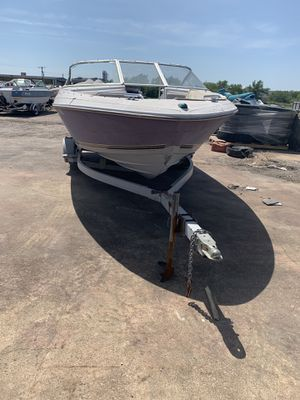 Boat and trailer for Sale in Rockwall, TX