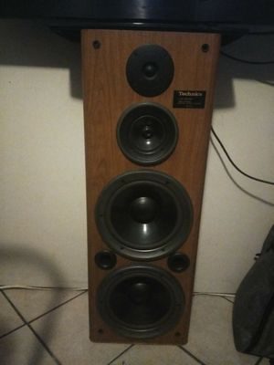 10 in Technics house speakers for Sale in NEW PRT RCHY, FL