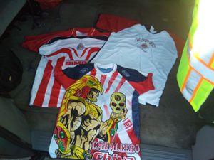 Chivas soccer Jersey's for Sale in San Jose, CA