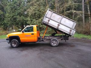 2500 HD GMC dump truck for Sale in Tacoma, WA