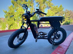 Camp Scrambler E-Bike for Sale in San Diego, CA