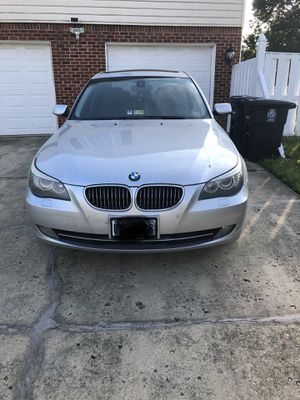 2008 BMW 528XI AWD (passed emission/inspection) for Sale in Fort Washington, MD