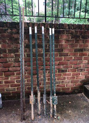 Slit fence posts for Sale in Severna Park, MD