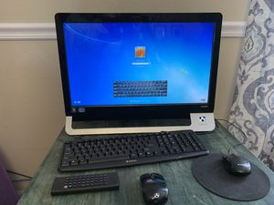 Gateway touch screen desktop computer with hdmi to function as tv as well for Sale in Davenport, FL