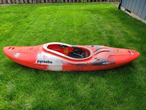 Pyranha burn kayak for Sale in Vancouver, WA