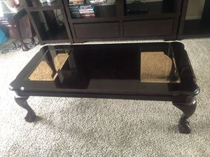 Coffee Table + 2 Side Tables for Sale in Raleigh, NC