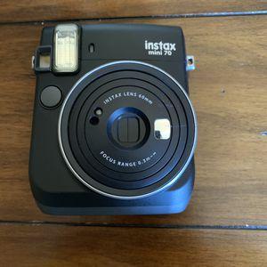 Polaroid Fujifilm Instax Mini 70 for Sale in Pinole, CA