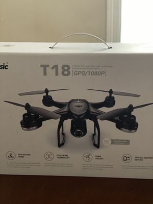 Potensic t18 drone for Sale in Fairmont, WV