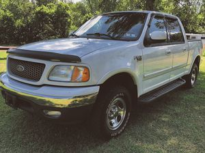 Low price$1000 2002 Ford F-150 XLT🍁🍁🍁🍁🍁 for Sale in Worcester, MA