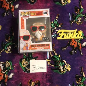 Master Roshi (Peace Sign) FYE Exclusive Funko Pop! for Sale in Lilburn, GA