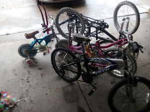 Bikes and parts for Sale in Phoenix, AZ