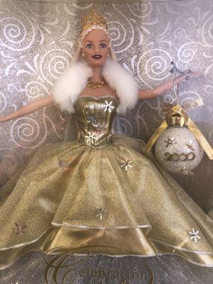 Special edition 2000 celebration Barbie for Sale in Miami, FL