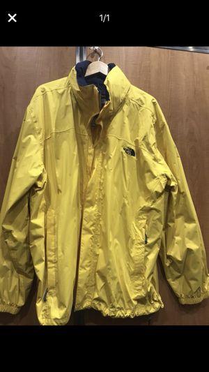 North Face Yellow Raincoat XXL/T for Sale in Arlington, VA