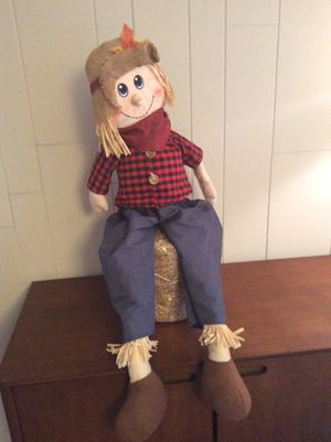 Fall Decoration - Scarecrow for Sale in Lake Zurich, IL