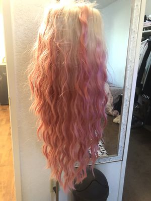 Wig / long hair for Sale in Rancho Cucamonga, CA