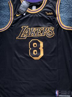 NBA Jersey Kobe Bryant Balck Mamba #8#24 for Sale in Covina,  CA
