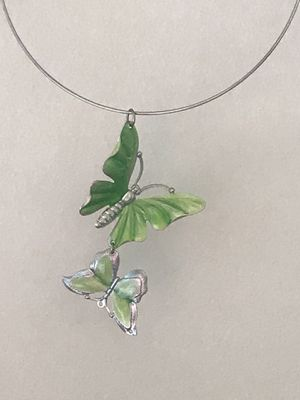 Butterfly Necklace for Sale in Gainesville, VA