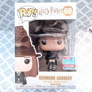 Harry Potter HERMIONE w Sorting Hat Funko NYCC Exclusive for Sale in Palmdale, CA