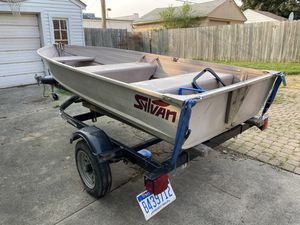 Sylvan Aluminum Johns Boat for Sale in Southgate, MI