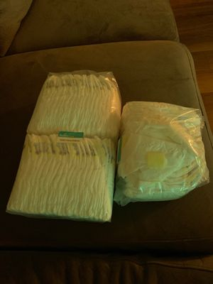 Newborn diapers for Sale in Berwyn Heights, MD