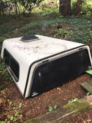 Truck shell for Sale in Vashon, WA