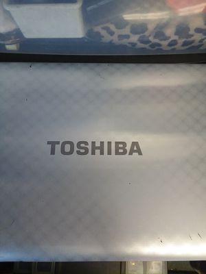 Toshiba satellite laptop for Sale in Denver, CO