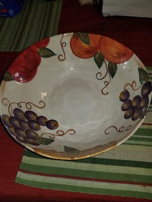 Fruit bowl for Sale in Houston, TX