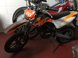 Electric Dirtbike MotoTec for Sale in Carol City, FL