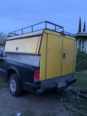 Service truck camper shell for Sale in Stockton, CA