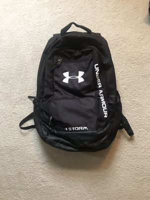 Under armour backpack for Sale in North Andover, MA