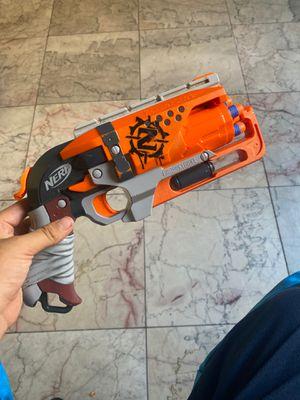 Zombie strike nerf gun for Sale in Los Angeles, CA