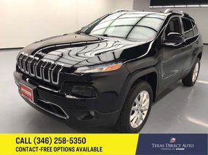 2017 Jeep Cherokee for Sale in Stafford, TX