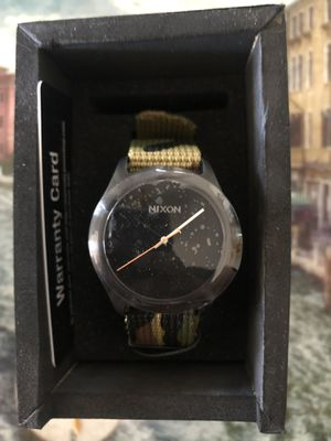 New Nixon camo watch for Sale in Westminster, CA