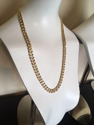 14k gold plated chain for Sale in Auburn, WA